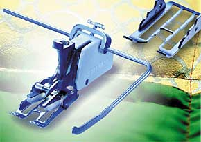 Click for more presser feet