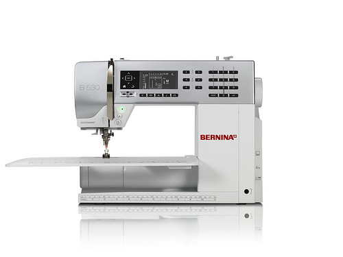 Click to enlarge Bernina Aurora 530 Sewing Machine