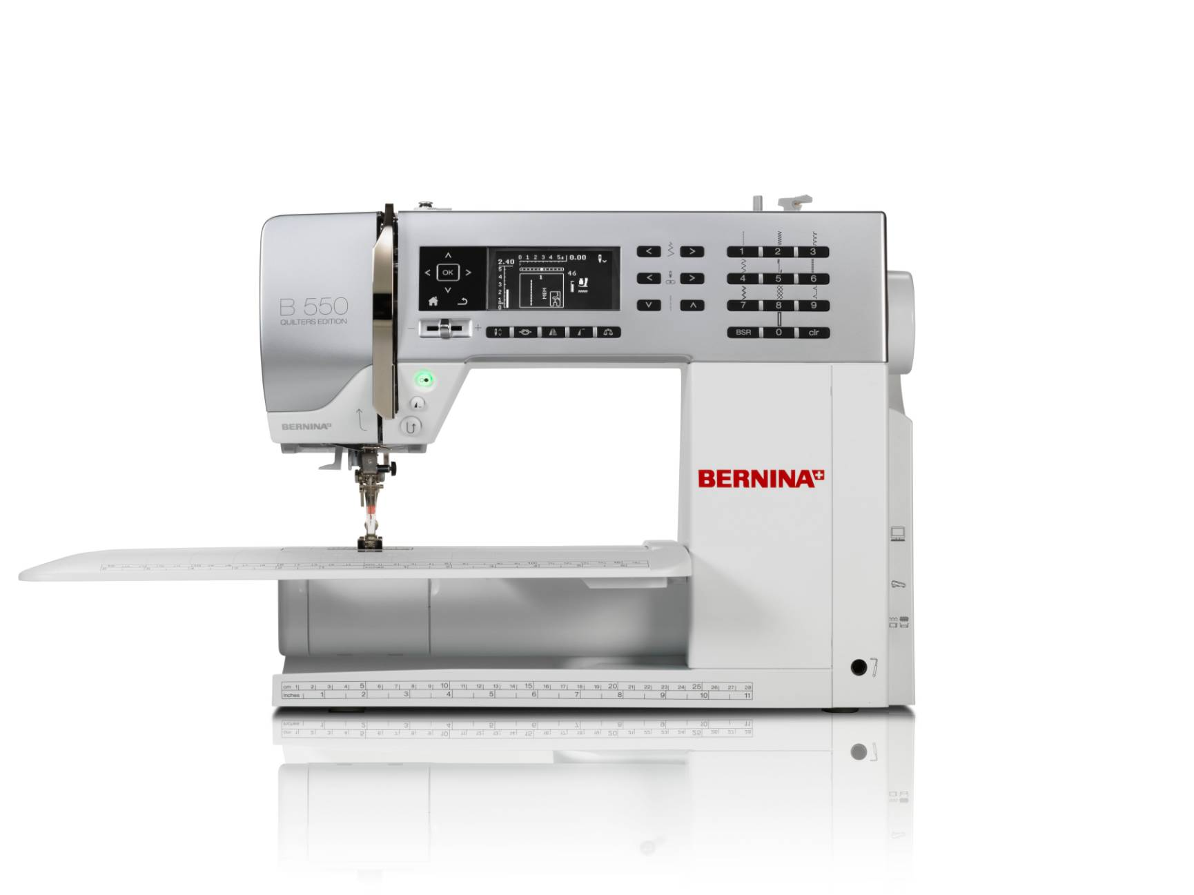 Click to enlarge Bernina Aurora 550 Sewing Machine
