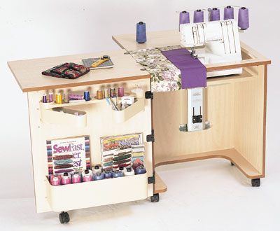 Sew Inspiring Winnipeg, Manitoba | Sewing cabinets - furniture by ...